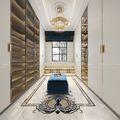 140平米别墅法式风格衣帽间装修案例