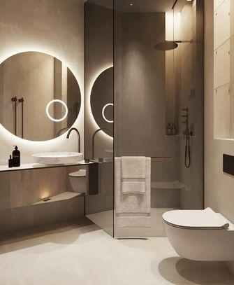 140平米复式其他风格卫生间设计图