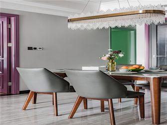 90平米法式风格餐厅设计图