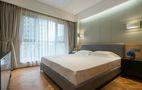 经济型120平米现代简约风格卧室装修案例