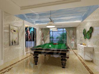 140平米三室两厅宜家风格健身室欣赏图