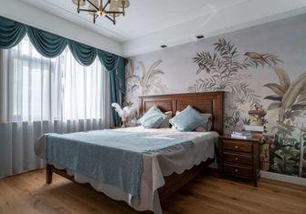 110平米四室两厅美式风格卧室图