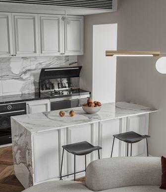 140平米三室一厅欧式风格厨房装修效果图