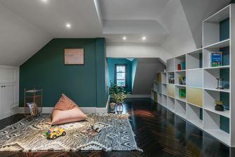 120平米四室两厅美式风格儿童房装修效果图