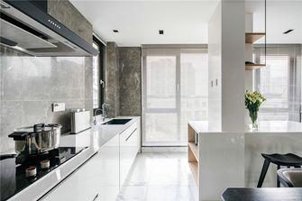 110平米北欧风格厨房装修图片大全