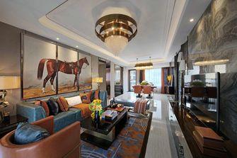 130平米三室两厅宜家风格客厅图片