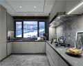 140平米四室两厅英伦风格厨房装修案例