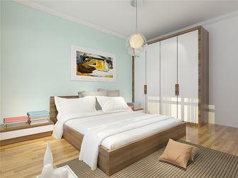 100平米三室五厅北欧风格卧室设计图