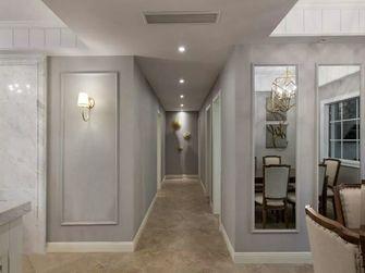 140平米三室两厅混搭风格玄关欣赏图