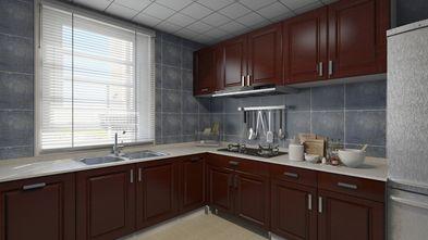 60平米公寓中式风格厨房设计图