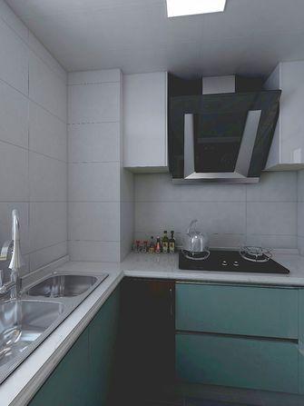 120平米三室两厅北欧风格厨房效果图
