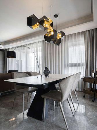 130平米三法式风格餐厅装修图片大全