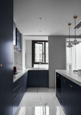 80平米欧式风格厨房欣赏图