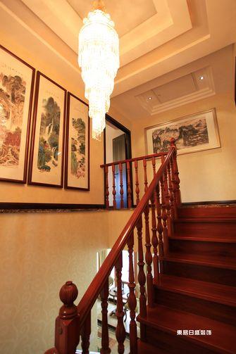 140平米别墅中式风格阁楼图片大全