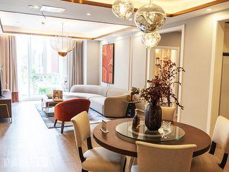100平米三室两厅美式风格客厅设计图