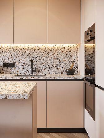 60平米公寓北欧风格厨房欣赏图