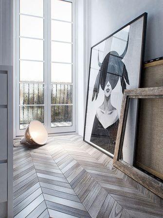 30平米小户型混搭风格走廊设计图