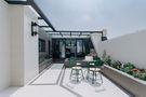 140平米四室三厅美式风格阳台欣赏图