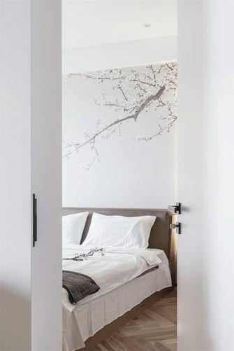 120平米公寓中式风格卧室装修效果图