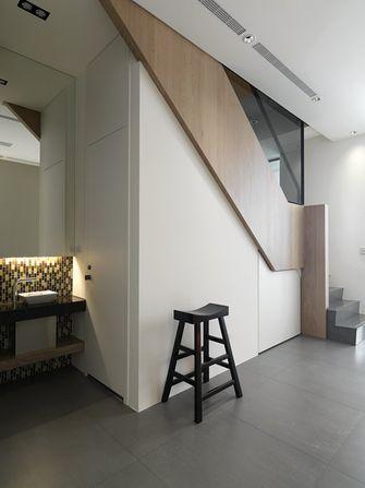 70平米复式法式风格阁楼效果图