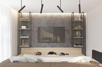 50平米一居室北欧风格客厅图片