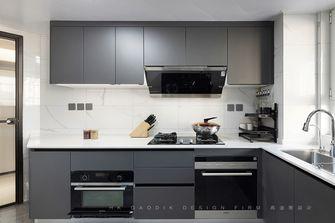130平米复式北欧风格厨房图片大全