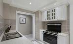 120平米四室两厅法式风格厨房效果图