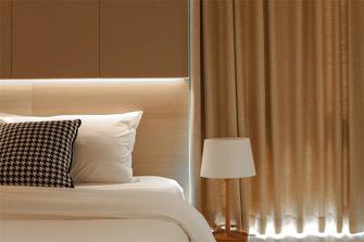 100平米三日式风格卧室装修效果图