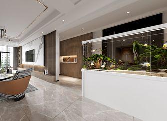 120平米三室三厅现代简约风格客厅装修效果图