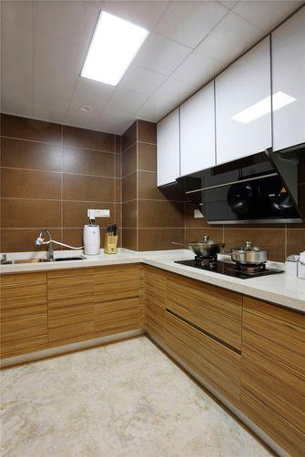 10-15万90平米三室两厅地中海风格厨房图片
