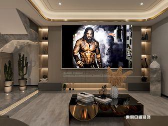 140平米复式其他风格影音室效果图