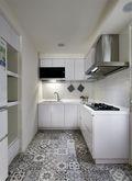 100平米复式北欧风格厨房图