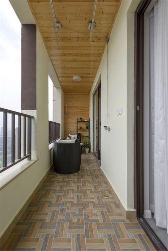 70平米现代简约风格阳台图片大全