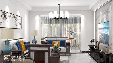 10-15万120平米四室一厅其他风格客厅设计图