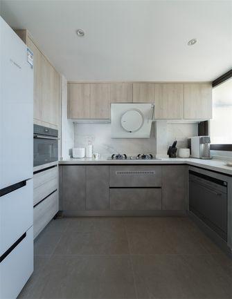100平米混搭风格厨房装修图片大全
