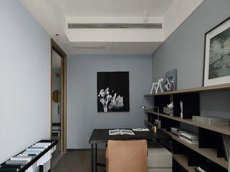 130平米三现代简约风格书房欣赏图