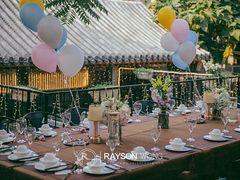 壹同 · 乐宴创意湖北菜·宴会厅