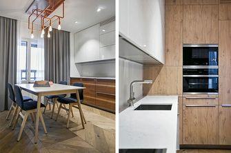 5-10万110平米三室两厅地中海风格厨房图片