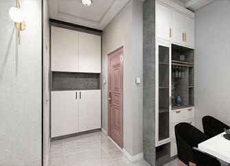 100平米三室两厅北欧风格衣帽间图片大全