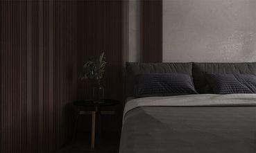 80平米宜家风格卧室图
