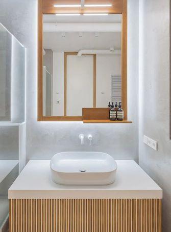 50平米公寓日式风格卫生间装修图片大全
