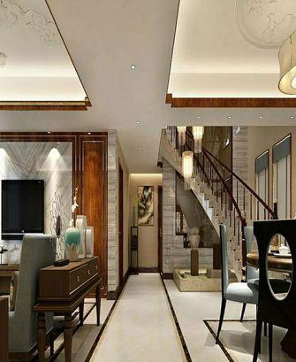 豪华型140平米复式中式风格楼梯图片大全