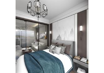 40平米小户型中式风格卧室装修效果图
