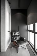 70平米一室两厅其他风格阳台装修效果图