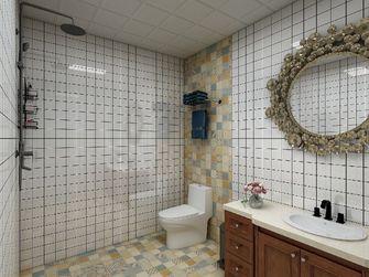 100平米田园风格卫生间图片