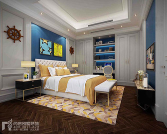 140平米别墅法式风格儿童房装修案例