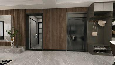 140平米三室两厅英伦风格玄关欣赏图