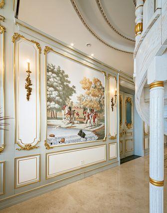140平米四室两厅法式风格玄关装修案例