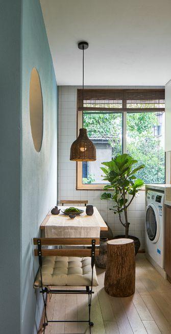 90平米三室两厅日式风格阳台图片