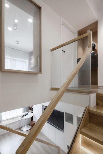 30平米小户型混搭风格楼梯间图